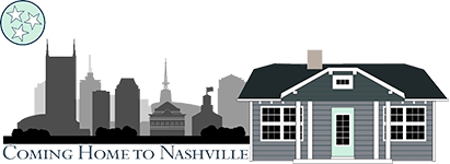 Coming Home To Nashville Logo